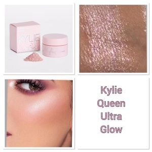 NEW Kylie Birthday Collection Ultra Glow in Queen